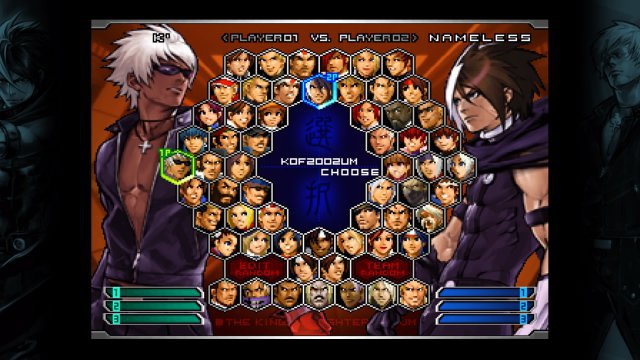 Screenshot - The King of Fighters 2002 Unlimited Match (PS4)