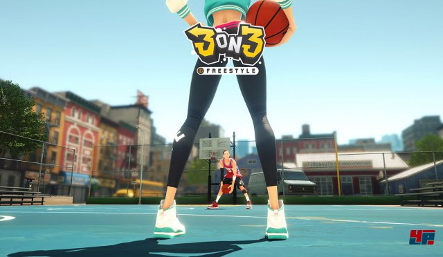 Screenshot - 3on3 FreeStyle (PS4)