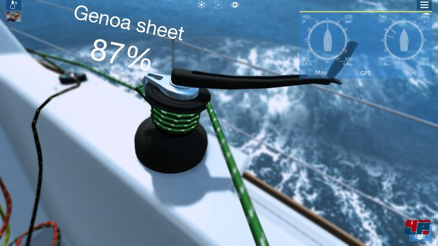 Screenshot - Sailaway - The Sailing Simulator (Mac)