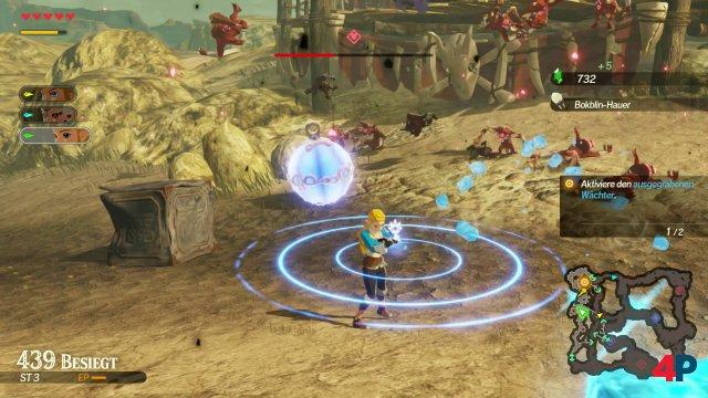 Screenshot - Hyrule Warriors: Zeit der Verheerung (Switch) 92629174