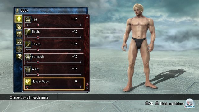 Screenshot - Soul Calibur V (PlayStation3) 2283332