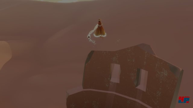 Screenshot - Journey (PlayStation4) 92510128