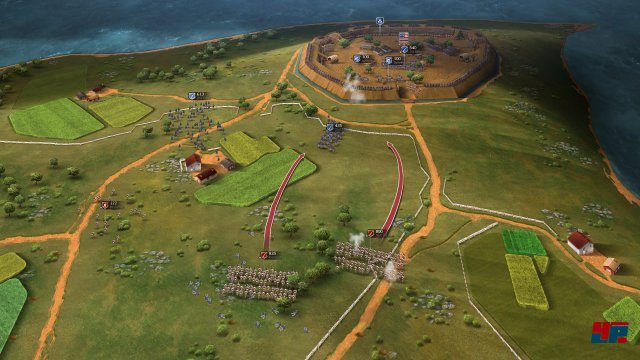 Screenshot - Ultimate General: Civil War (PC)