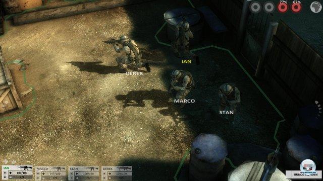 Screenshot - Arma Tactics (Android)