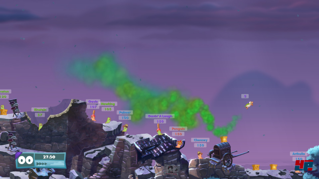 Screenshot - Worms W.M.D (PC) 92528098