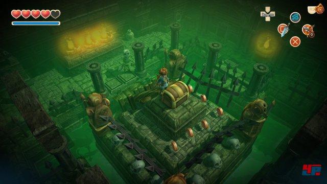Screenshot - Oceanhorn: Monster of Uncharted Seas (PS4) 92533654
