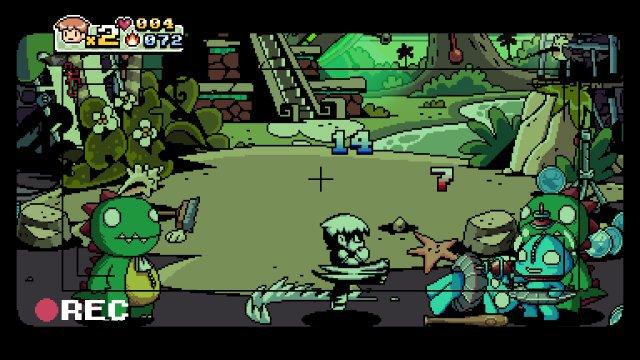 Screenshot - Scott Pilgrim vs. the World: Das Spiel (PS4) 92632633