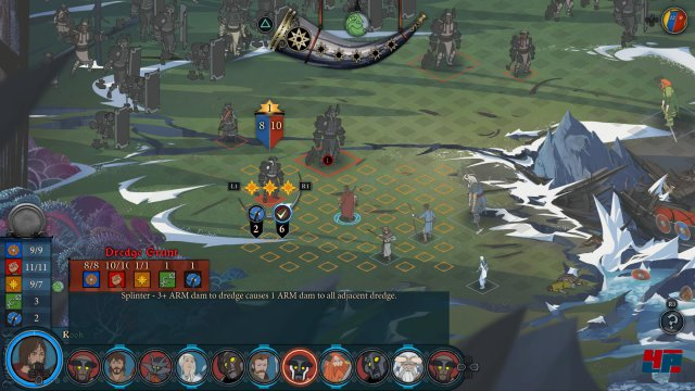 Screenshot - The Banner Saga 2 (PS4) 92529101