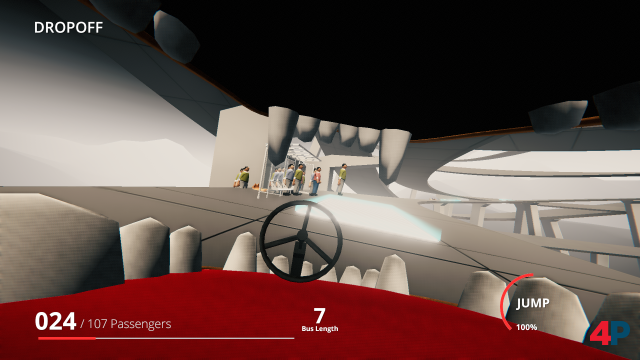 Screenshot - Snakeybus (PS4) 92610243