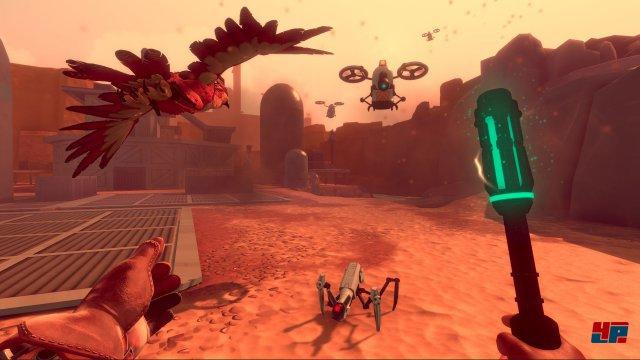 Screenshot - Falcon Age (PS4) 92586046