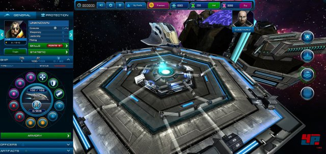 Screenshot - Astro Lords (Mac)