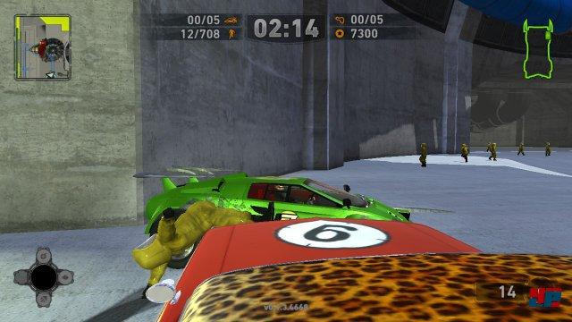 Screenshot - Carmageddon: Reincarnation (PC) 92480185