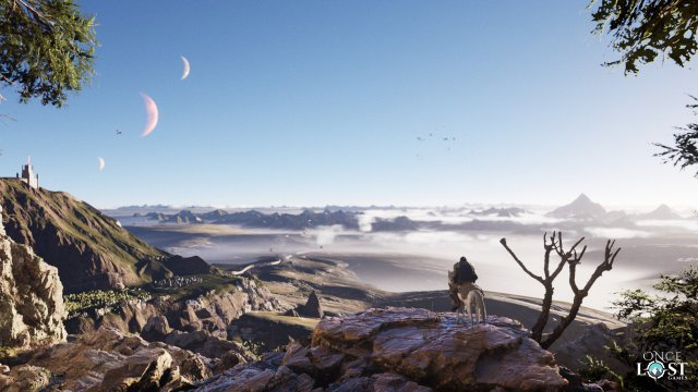 Screenshot - The Wayward Realms (PC)