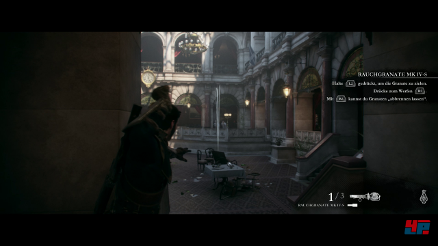 Screenshot - The Order: 1886 (PlayStation4) 92499874