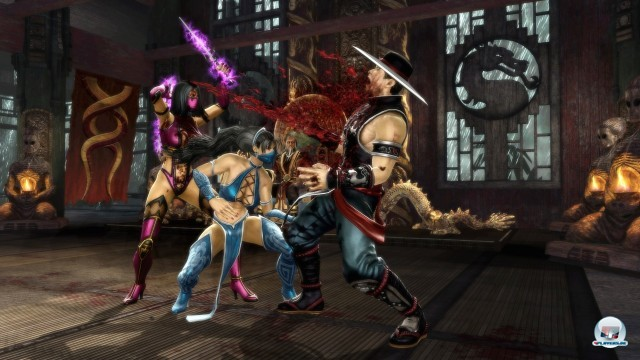 Screenshot - Mortal Kombat (360) 2217353