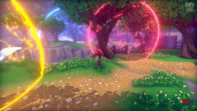 Screenshot - Ary and the Secret of Seasons (PC) 92587211