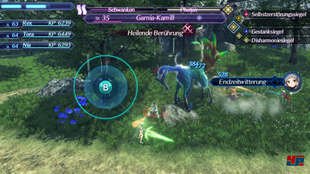 Screenshot - Xenoblade Chronicles 2 (Switch) 92556815