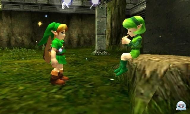 Screenshot - The Legend of Zelda: Ocarina of Time 3D (NDS) 2217017