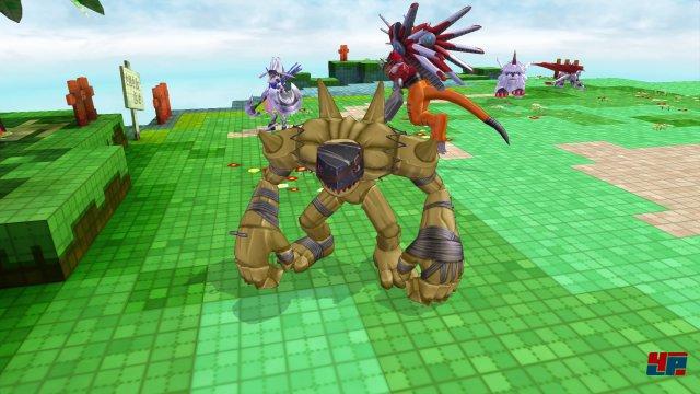 Screenshot - Digimon Story: Cyber Sleuth - Hacker's Memory (PS4) 92542699