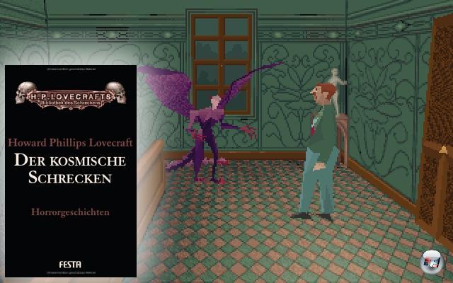 <br><br><b>Die Werke von Howard Phillips Lovecraft</b> (ab 1917)<br><br>Ähnlich wie das von Tolkien gilt auch das Schaffen von Lovecraft als wegweisend - in seinem Fall allerdings nicht für die Fantasy, sondern für den Horror. Speziell mit dem Cthulhu-Mythos sowie dem in seinen Werken verwobenen Necronomicon setzte er Grusel-Standards, auf die bis heute zurück gegriffen wird. Spiele wie Quake, Alone in the Dark oder (natürlich) Call of Cthulhu verdanken ihm alles. 2056813