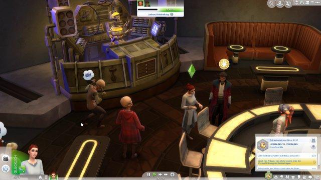 Screenshot - Die Sims 4 Star Wars: Reise nach Batuu-Gameplay-Pack (PC) 92624186