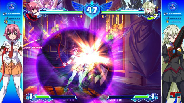 Screenshot - Arcana Heart 3: Love Max!!!!! (PC) 92513052