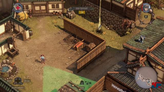 Screenshot - Shadow Tactics: Blades of the Shogun (PS4) 92550244