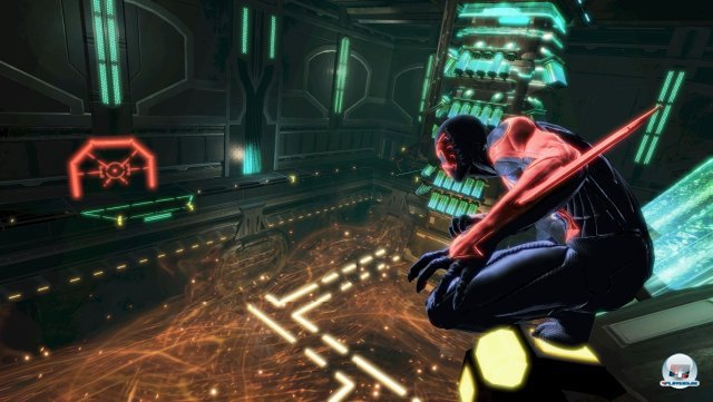 Screenshot - Spider-Man: Edge of Time (360)