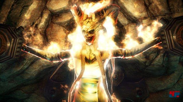 Wenn Dracula die Welt retten will, muss er die Akolythen Satans besiegen.