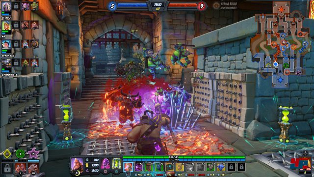 Screenshot - Orcs Must Die! Unchained (PlayStation4) 92496178