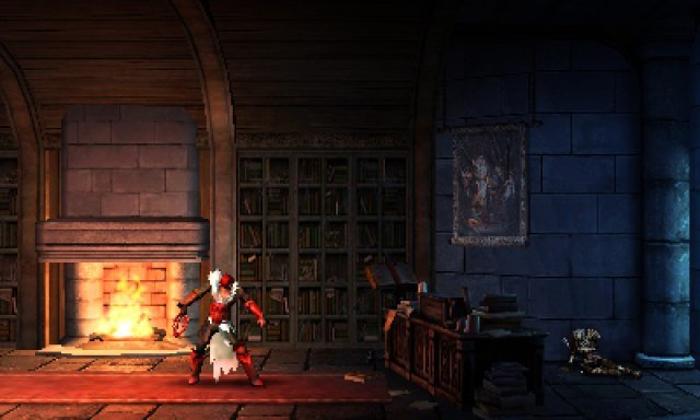 Screenshot - Castlevania: Lords of Shadow - Mirror of Fate (3DS) 92444052