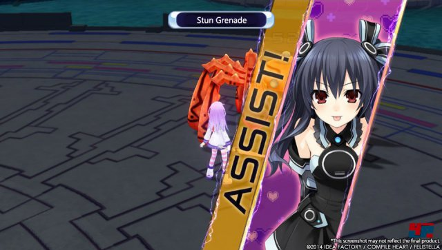 Screenshot - Hyperdimension Neptunia Re;Birth 2: Sisters Generation (PC)