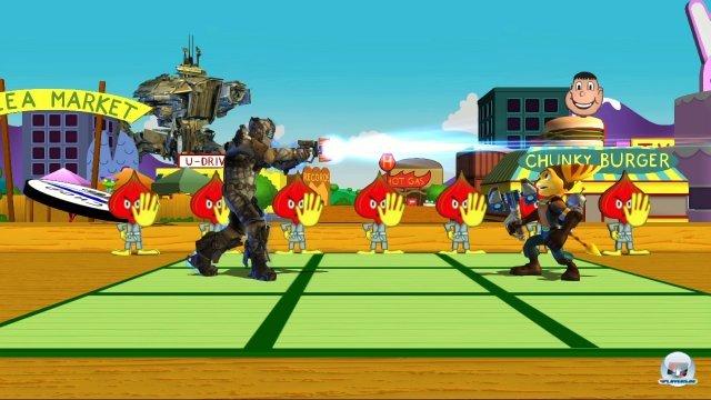 Screenshot - PlayStation All-Stars: Battle Royale (PlayStation3) 92456515