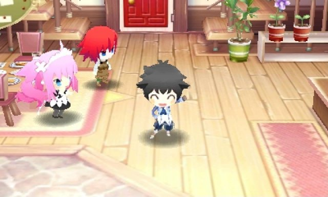 Screenshot - Lord of Magna: Maiden Heaven (3DS) 92503813