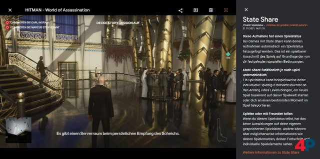 Screenshot - Hitman 3 (Stadia) 92633073