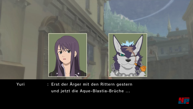 Screenshot - Tales of Vesperia (Switch)