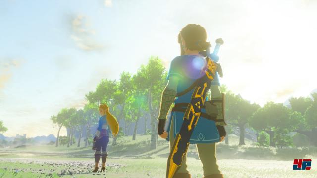 Screenshot - The Legend of Zelda: Breath of the Wild (Switch) 92538511