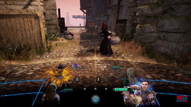 Screenshot - The Bard's Tale 4: Barrows Deep (PC) 92574199