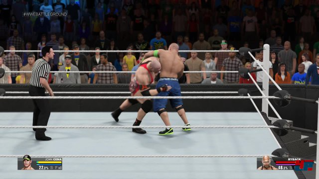 Screenshot - WWE 2K15 (PC) 92504218
