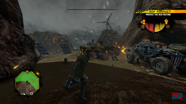 Screenshot - Red Faction: Guerrilla (PC) 92568687