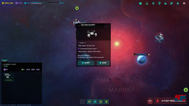 Screenshot - Master of Orion (PC) 92520951