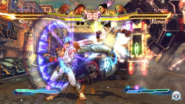 Screenshot - Street Fighter X Tekken (360) 2305062
