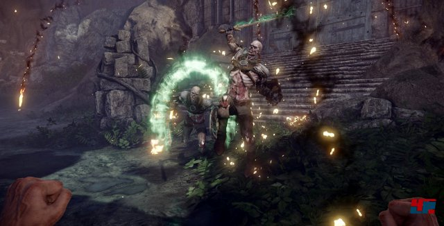 Screenshot - Lichdom Battlemage (PC)