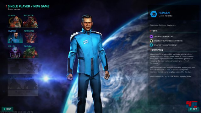 Screenshot - Master of Orion (PC) 92520998