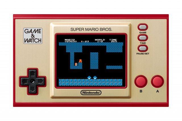 Screenshot - Game & Watch: Super Mario Bros. (Spielkultur)