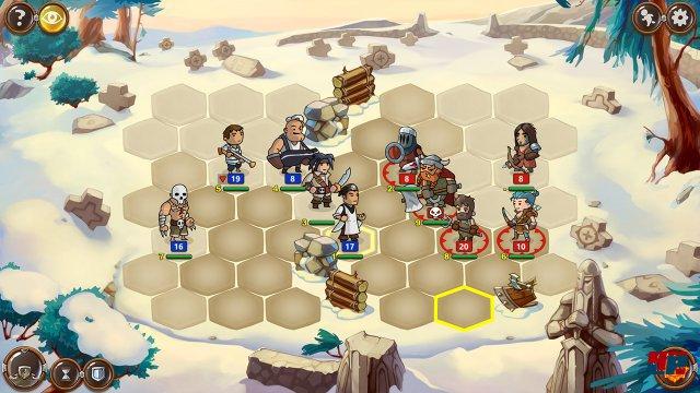 Screenshot - Braveland Trilogy (Switch) 92582574