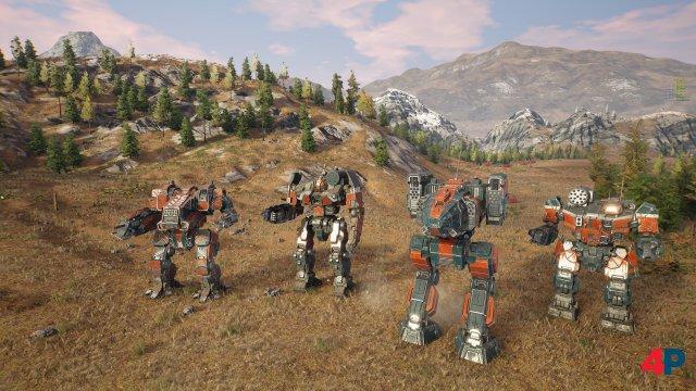 Screenshot - MechWarrior 5: Mercenaries (PC) 92602598