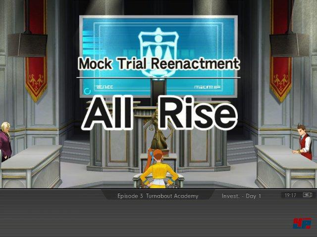Screenshot - Phoenix Wright: Ace Attorney - Dual Destinies (iPad) 92488604
