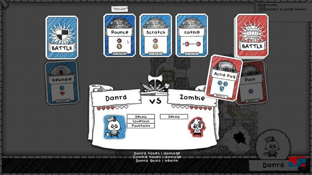 Screenshot - Guild of Dungeoneering (PC)