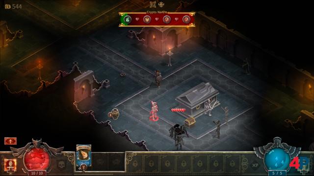 Screenshot - Book of Demons (PS4) 92611455